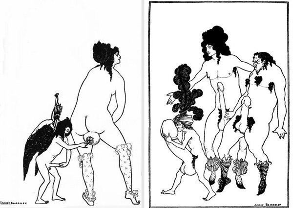 орби бердслей эротические картинки
